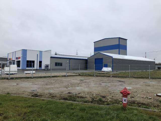 Fabryka produkująca folię LDPE